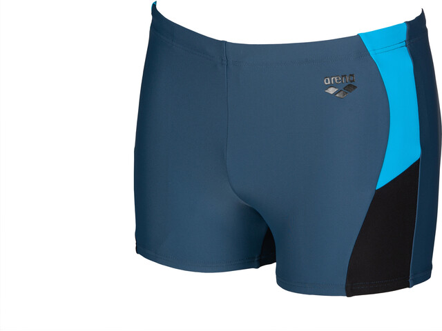 arena Ren Swim Shorts Herre shark/black/turquoise